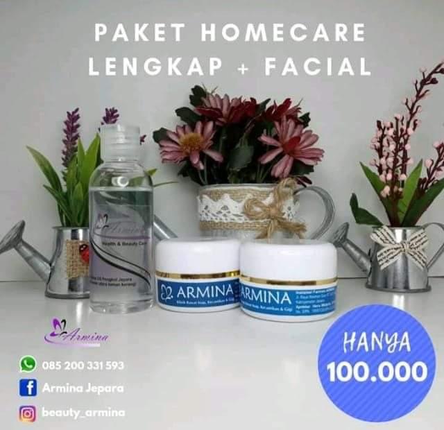 Paket Homecare Lengkap +Facial Hanya 100.000
