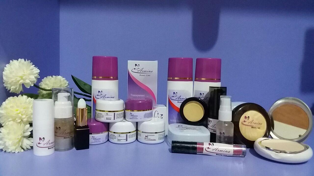 Produk Homecare Lengkap Armina Skincare