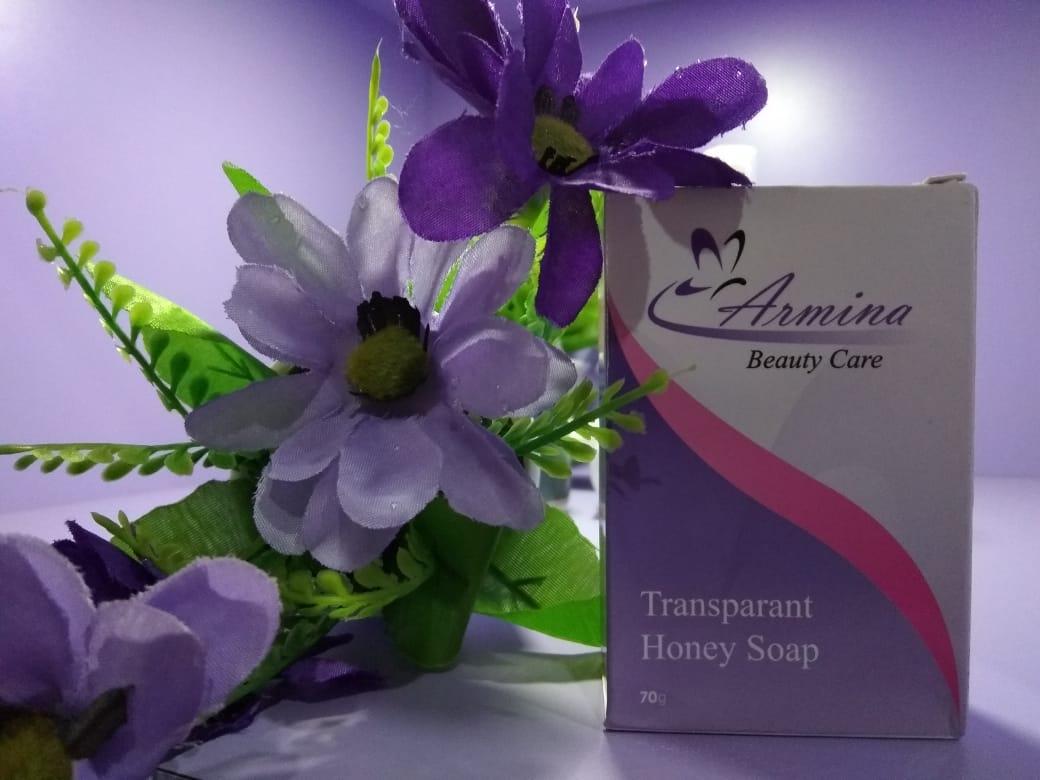 sabun madu (honey soap) Armina Skincare